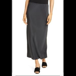 Eileen Fisher silk maxi skirt